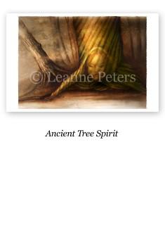 Ancient Tree Spirit