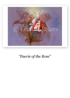 Faerie of the Rose